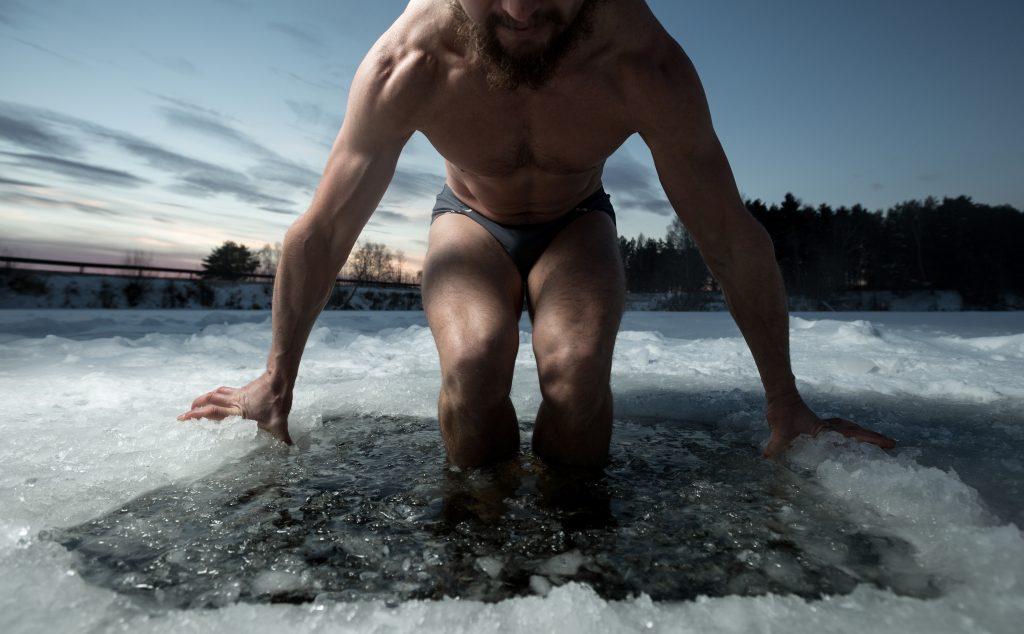Kupanje hladnom vodom