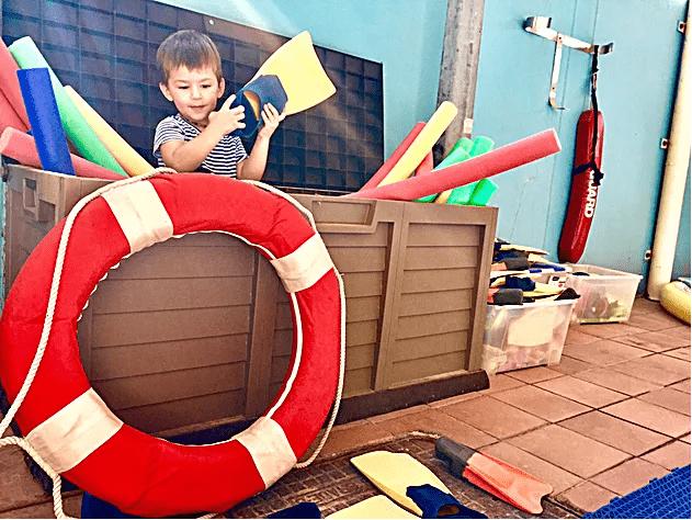 Prevencija: Bezbednost dece na bazenu