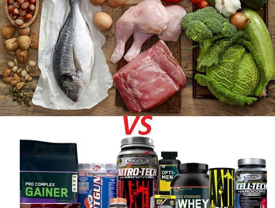 Proteini vs prirodna ishrana i ostali dodaci
