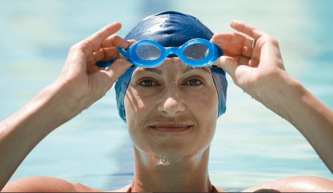 Da li je sigurno plivati sa kontaktnim sočivima?