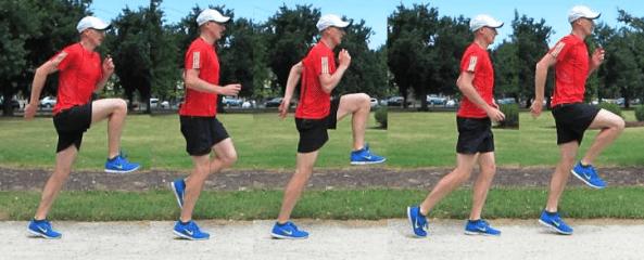 Vežbe za trčanje